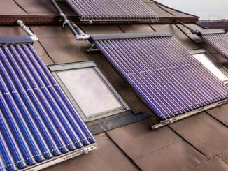 panouri solare nepresurizate apa calda