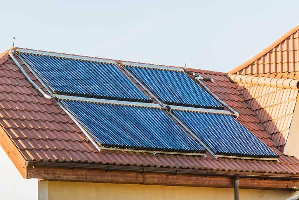 panou solar casa