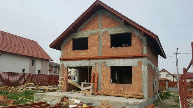 Etape constructie casa la rosu casasidesign.ro