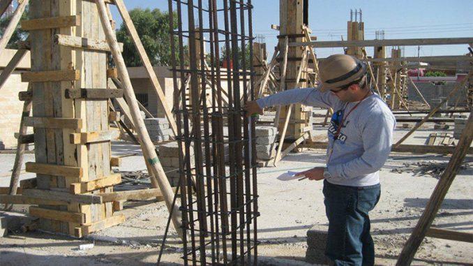 Turnarea stalpilor de beton
