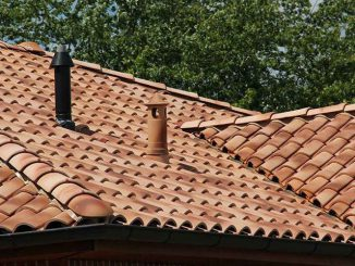 acoperis din tigla ceramica