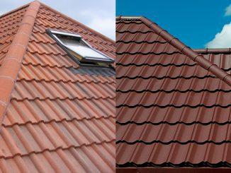 acoperis tigla metalica sau tigla ceramica
