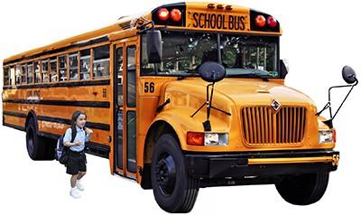 autobuz galben scolari
