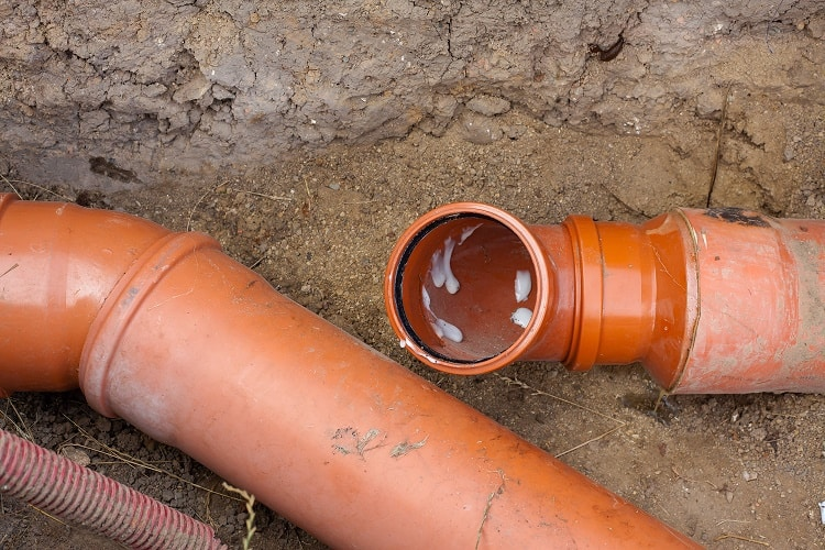Sewer Pipes.
