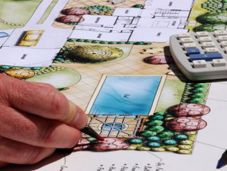 Amplasamentul terenului casa si design for Cat costa construirea unei piscine