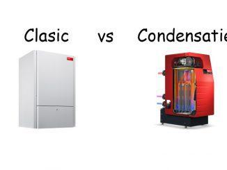 centrala termica clasica sau in condensatie