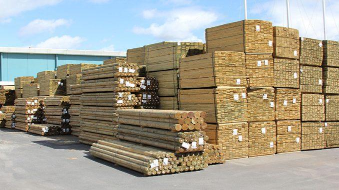 depozit de lemne pentru constructii
