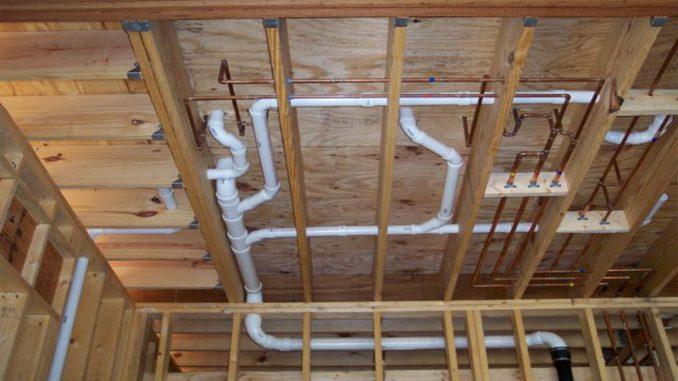 instalatii sanitare case de lemn