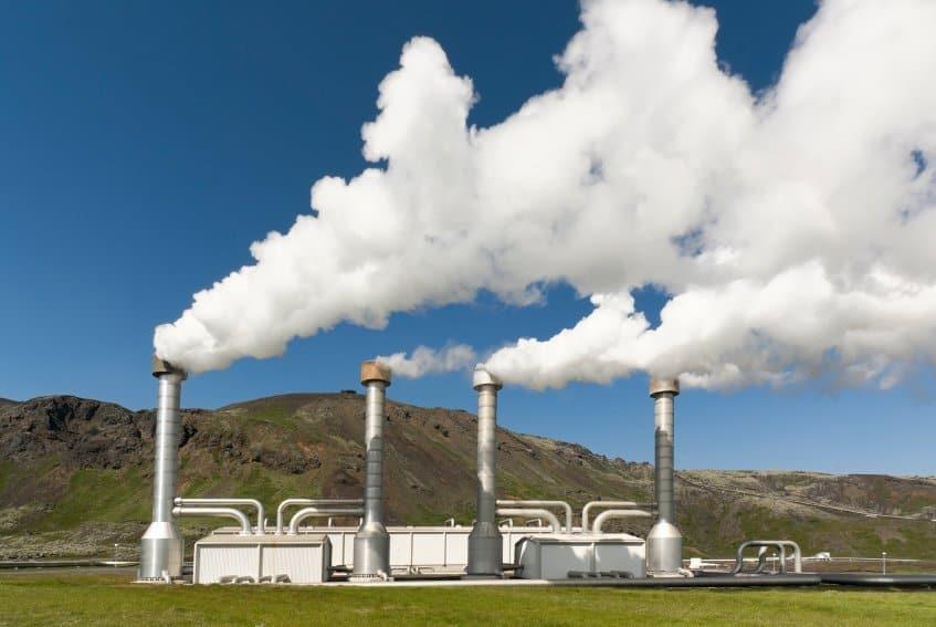 statie geotermala