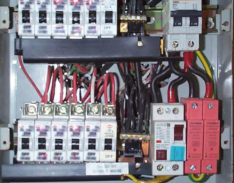 tablourile electrice de distributie
