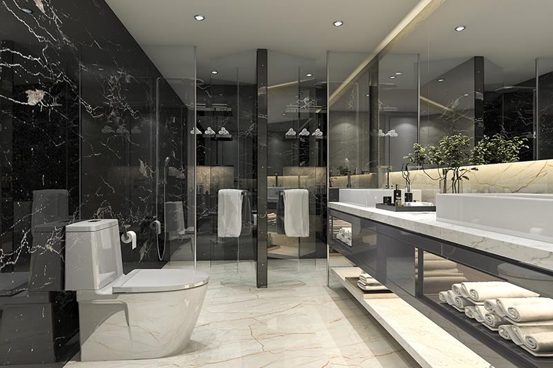 1. amenajare baie