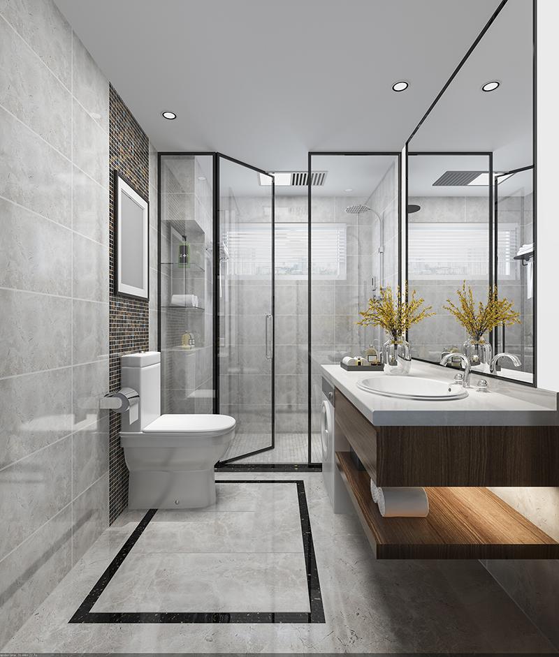 2. idei amenajare baie