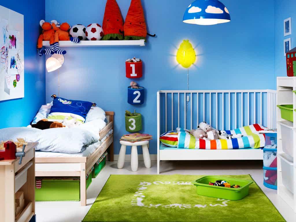 Amenajare camera copil 2