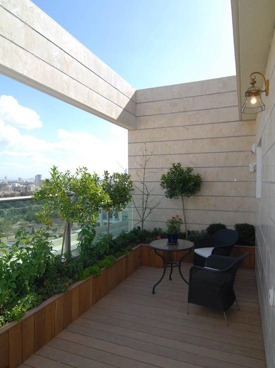 amenajare balcon mediteranean