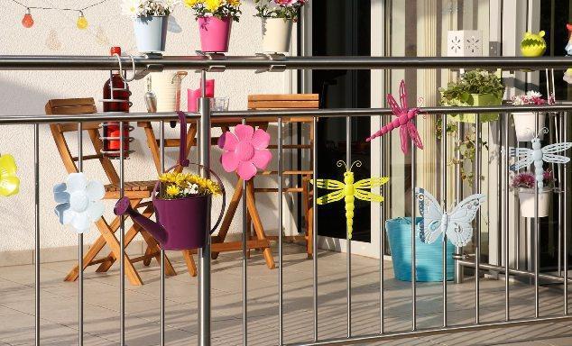 amenajare design balcon