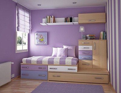 amenajare dormitor copii