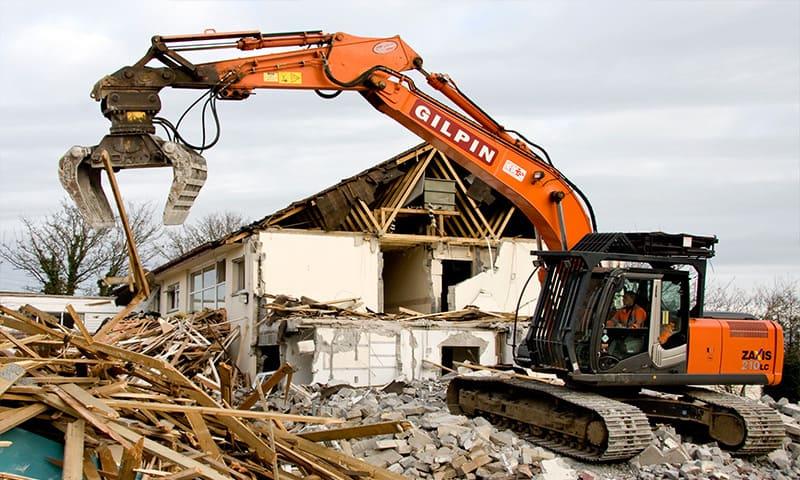 autorizatie de demolare a casei