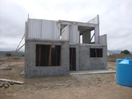 casa din beton