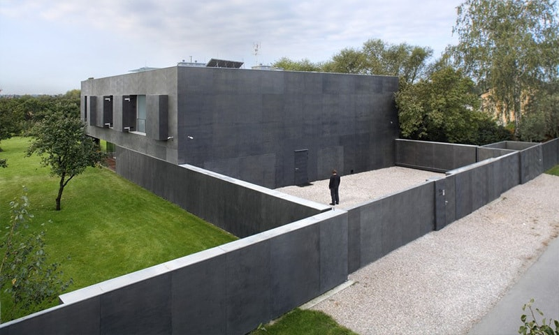 case cu pereti din beton