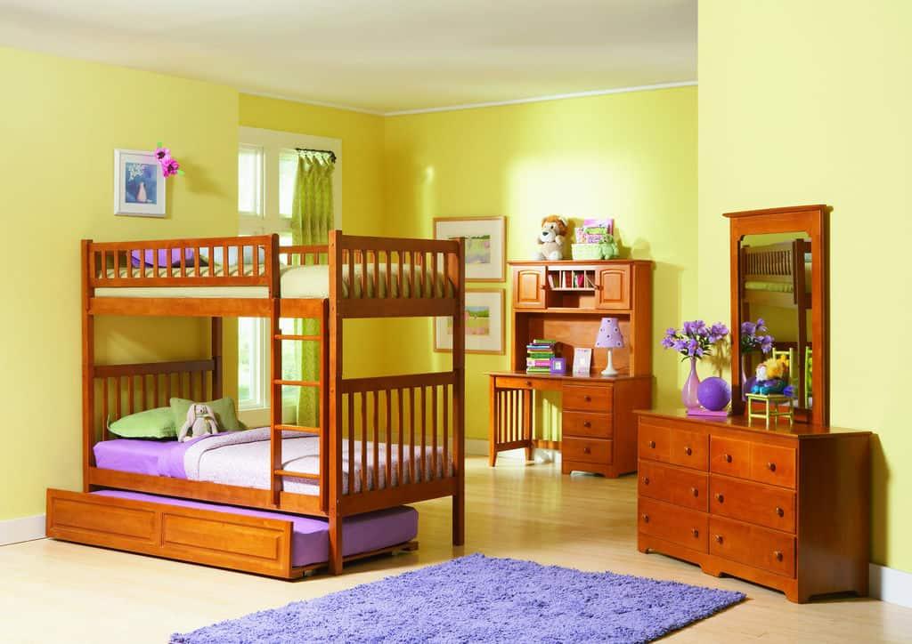 cum mobilam camera copiilor 3