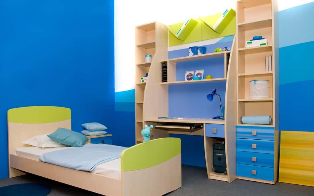 cum mobilam camera copiilor 5
