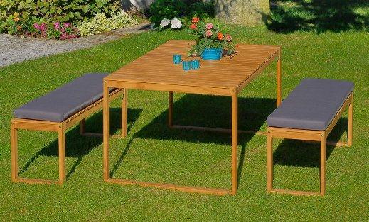 mobila din lemn pentru terase