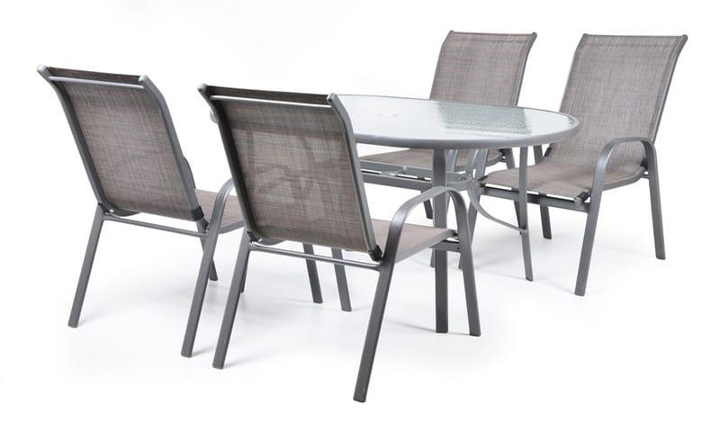 mobilier de gradina din metal