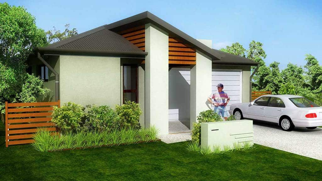 vedere 3d proiect casa