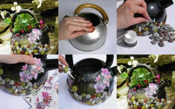 suport ghiveci de flori 10