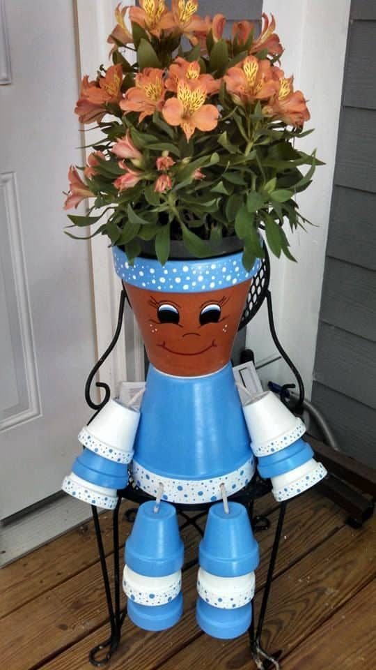 suport ghiveci de flori 19