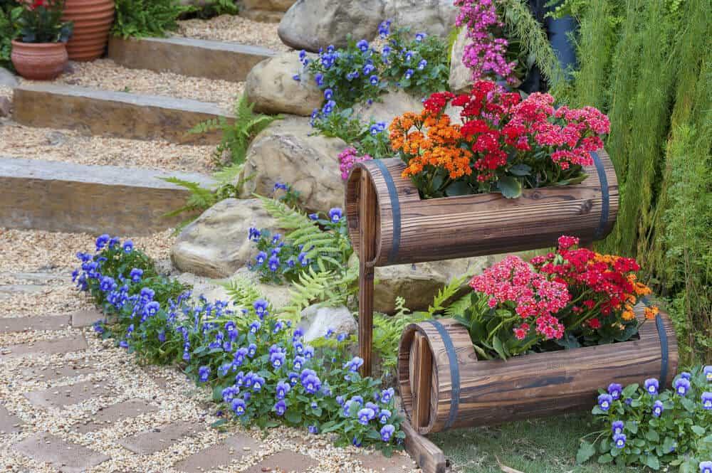 suport ghiveci de flori 21