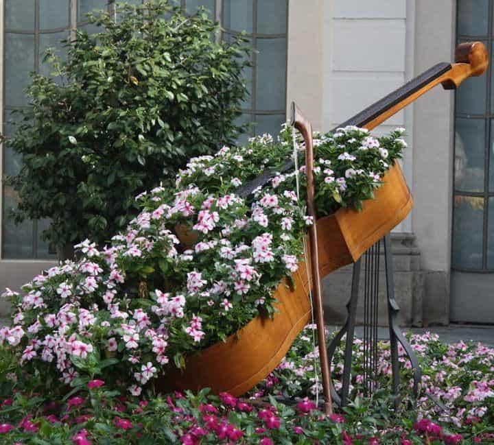 suport ghiveci de flori 24