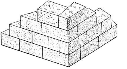 Zidarie de piatra taiata de talie