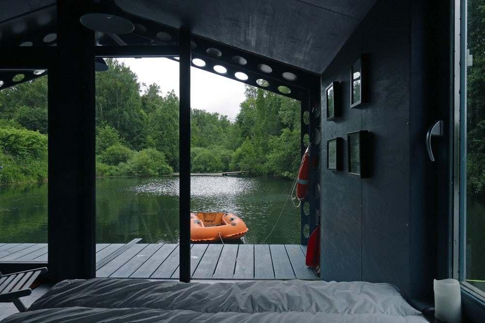 cabana pe lac 18