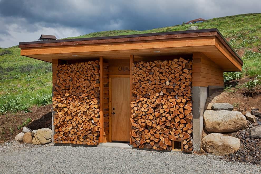cum depozitam lemnele