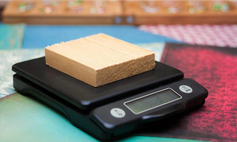 greutatea specifica a materialelor de constructii lemn