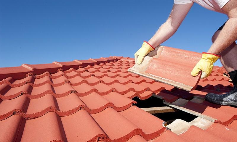 reparatie acoperis tigla ceramica