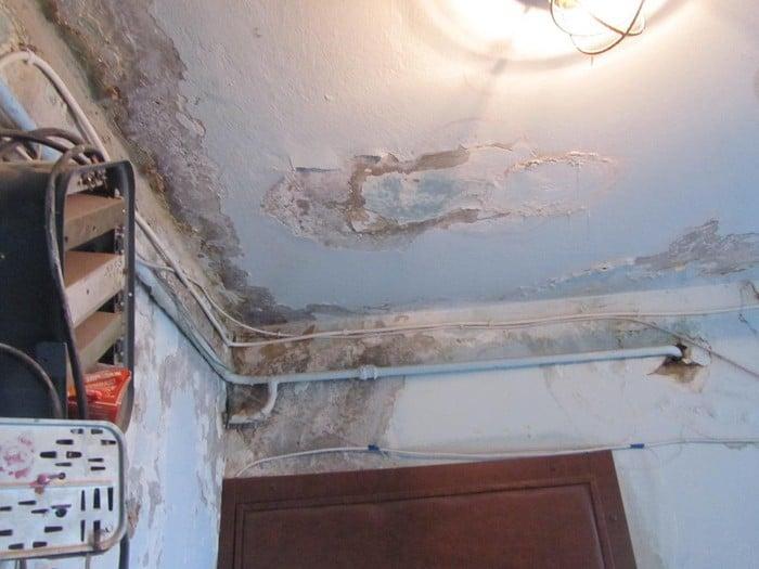 reparatii scurgeri acoperis