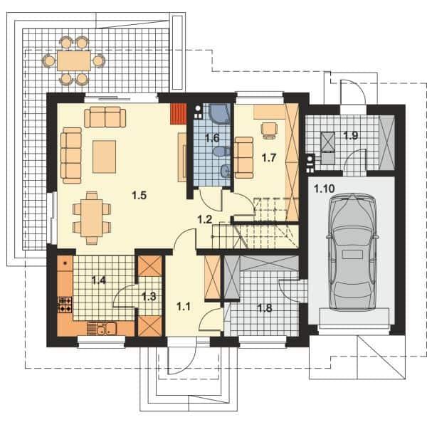 Proiect casa 127mp 3