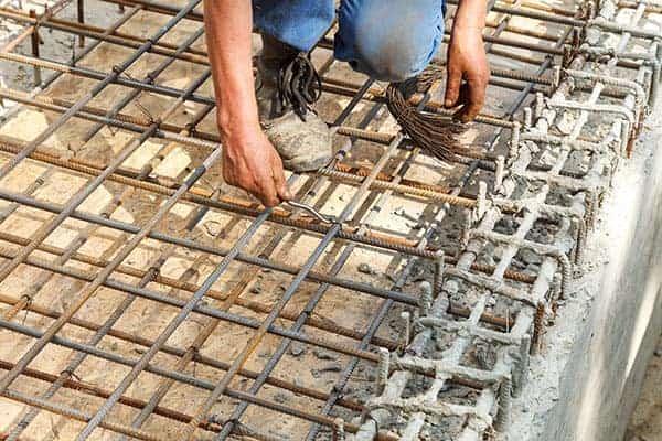 cum se fasoneaza fier betonul