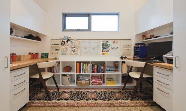 camera de studiu pentru 2 copii
