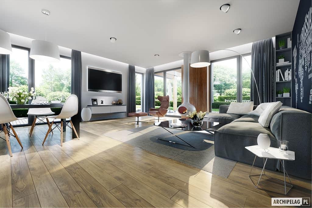 randare 3d living room