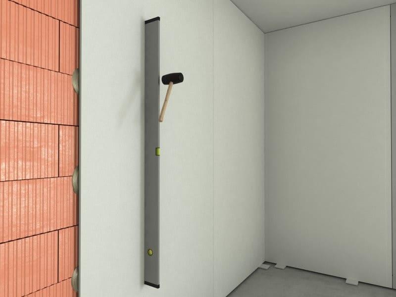 lipire rigips pe perete
