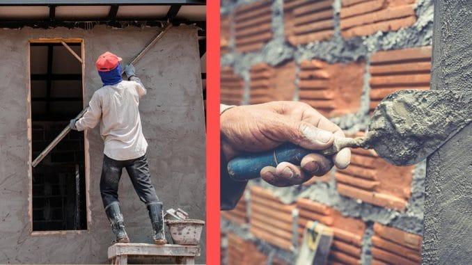 pregatirea peretilor pentru tencuiala