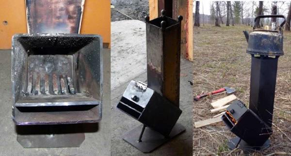 soba racheta metalica