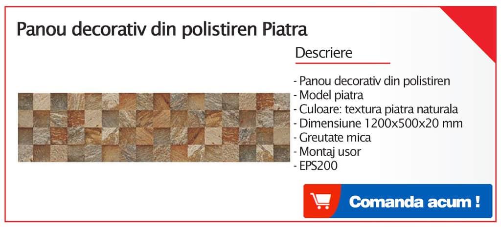 Panou decorativ piatra 6
