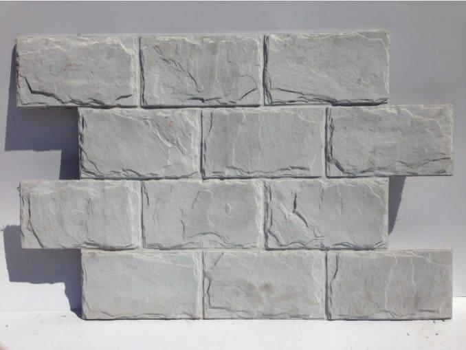 panou decorativ imitatie piatra ardezie brut