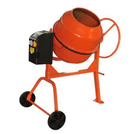 Betoniera Agrimotor, 1000W, 155 litri