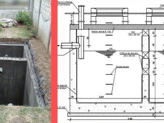 fosa septica din beton