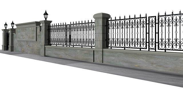 modele garduri din beton